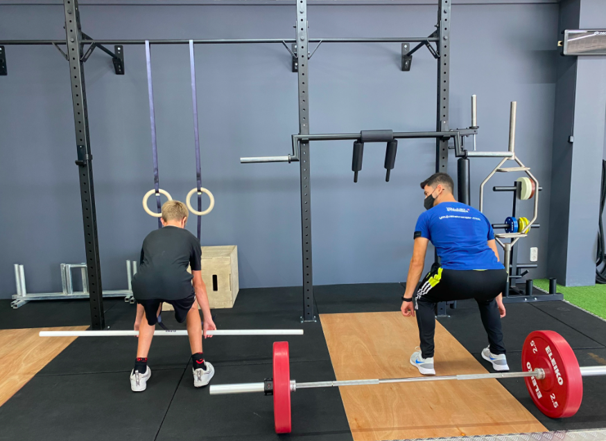 Youth lifting technique